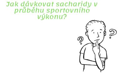 Sacharidy během sportovního výkonu