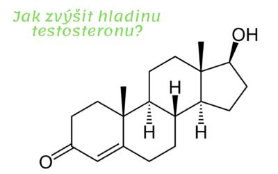Jak zvýšit hladinu testosteronu přirozenou cestou?