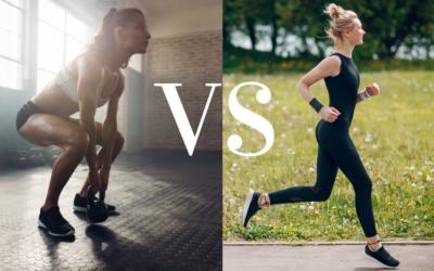 Co je lepší při hubnutí: Kardio cvičení nebo silový trénink?