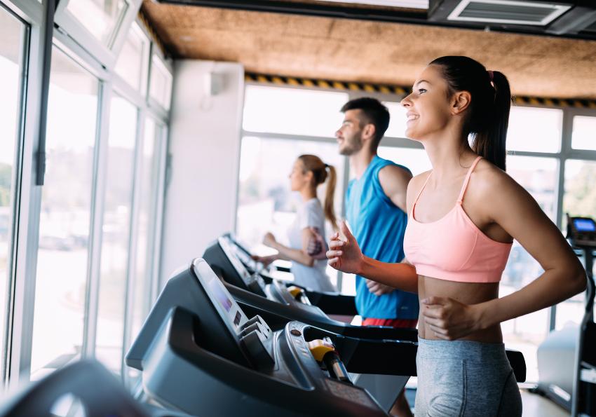 Má význam cvičení na lačno?