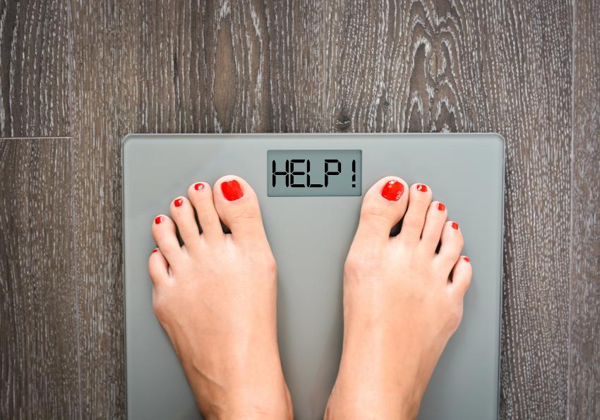 Fáze plató aneb co když se ručička na váze zastaví?