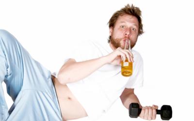Je pivo po cvičení velký hřích?